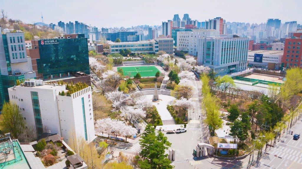 Tổng quan trường đại học Sogang